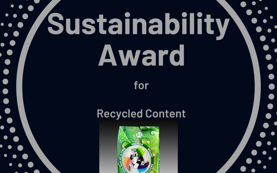 Silver Award for Sustainability