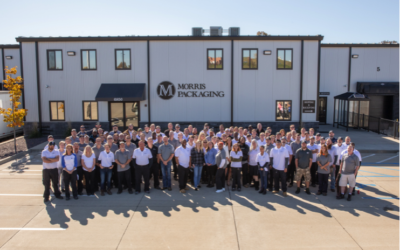 Morris Packaging Expansion in Missouri